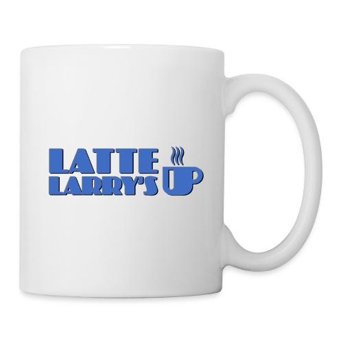 Latte Larry s - Mug blanc