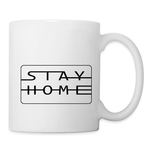 STAY HOME - Tasse