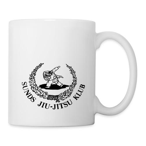 Sunds jiu-jitsuklub - logo foran - Kop/krus