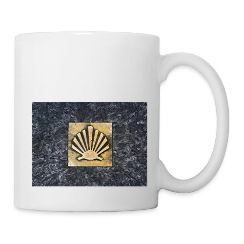 Scallop Shell Camino de Santiago - Mug