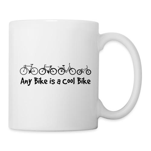 Any Bike is a Cool Bike Kids - Mug