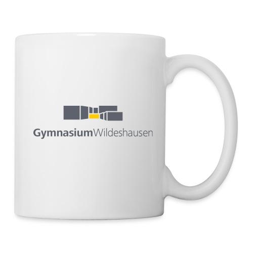 Gymnasium Logo Farbig für Accessoires - Tasse
