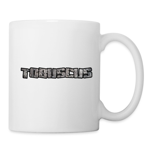 tobuscus logo outline smoother thicker - Mug
