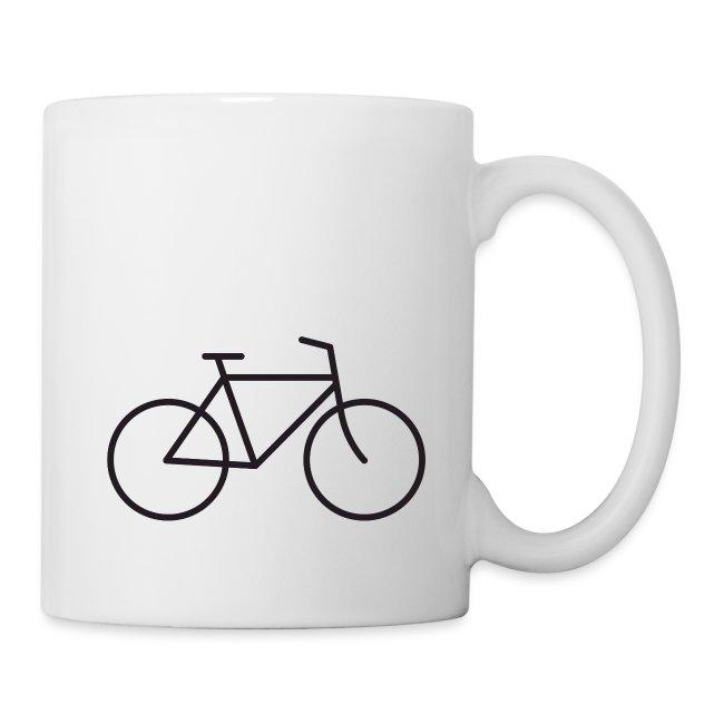 Bicycle black - Polkupyörä musta