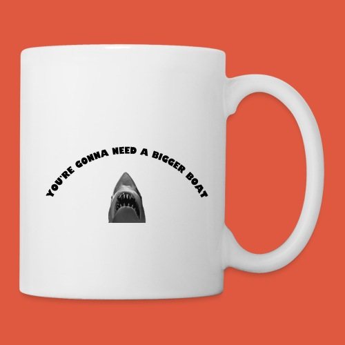 Jaws - Mug