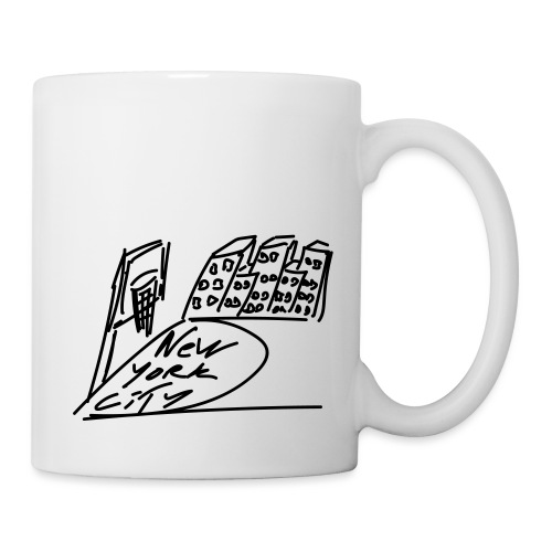 New_York - Mug blanc