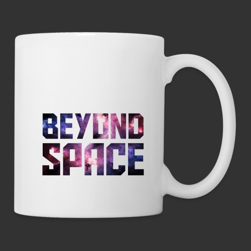 Beyond Space - Mug blanc