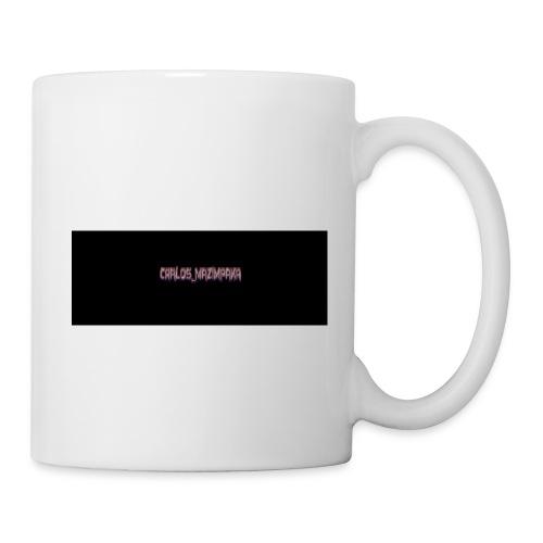 carlos - Mug blanc
