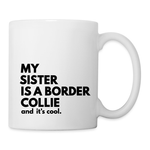MSB_TEE_SISTER - Mug blanc