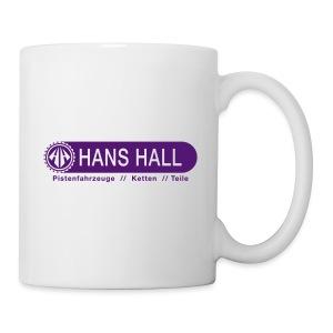 HANS HALL GmbH Logo - Tasse