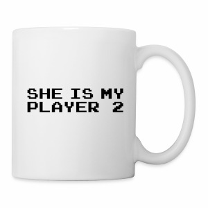 She is my player 2 - Kubek