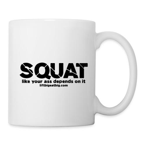 squat - Mug