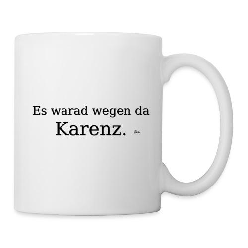 Karenz - Tasse