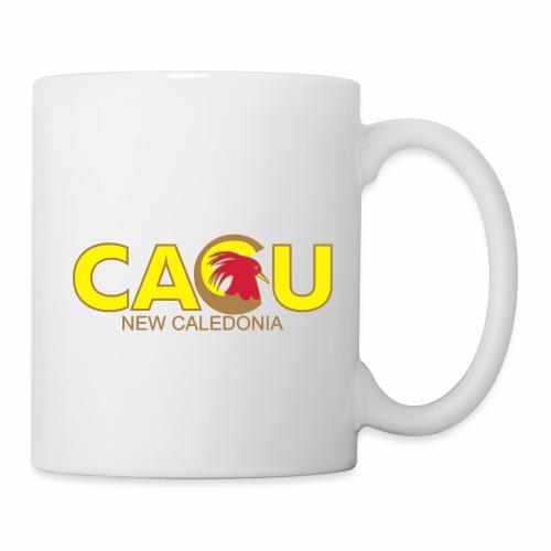 Cagu New Caldeonia - Mug blanc