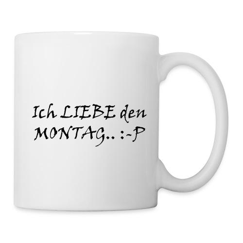 Montag - Tasse