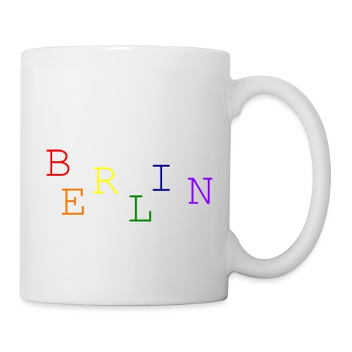 Berlin Rainbow #1 - Tasse