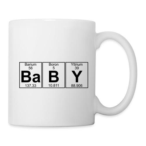 Ba-B-Y (baby) - Full - Mug