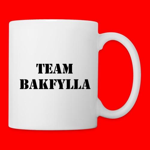 Team Bakfylla - Mugg