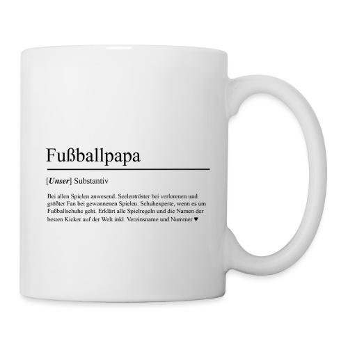 Fussballpapa - Tasse