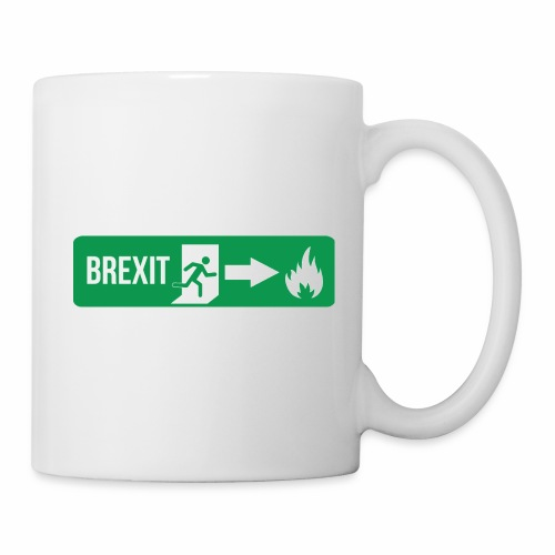 Fire Brexit - Mug