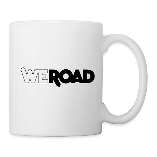WeRoad logo nero - Tazza