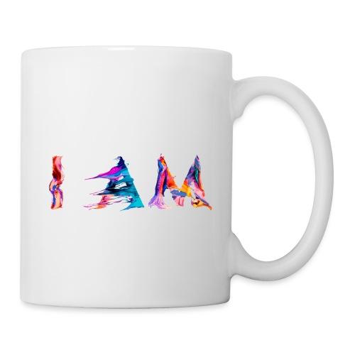 I AM - Mug blanc