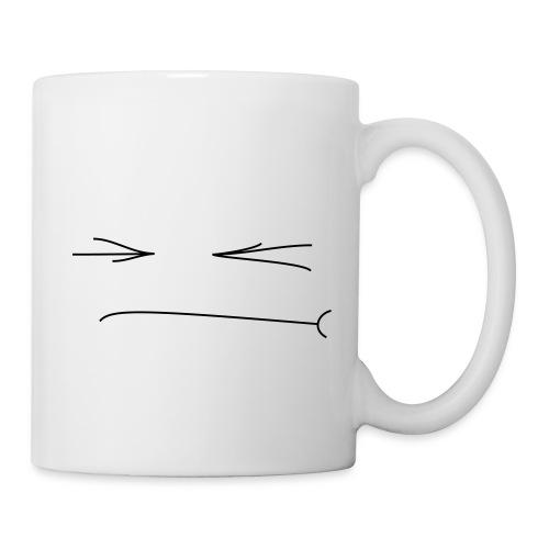 Gepfetzt - Tasse