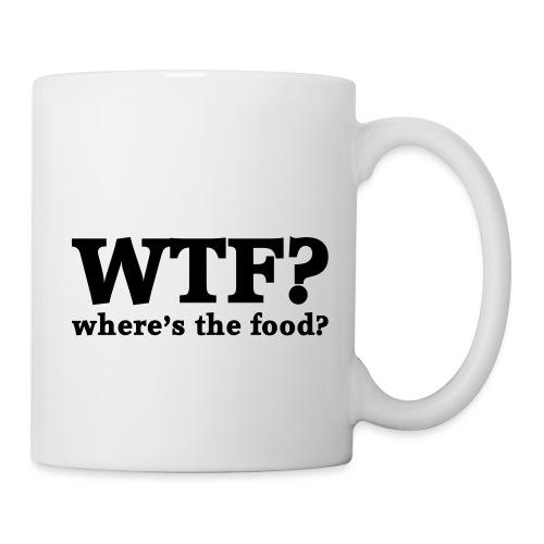 WTF - Where's the food? - Mok