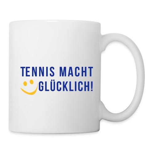Tennis macht glücklich! - Tasse