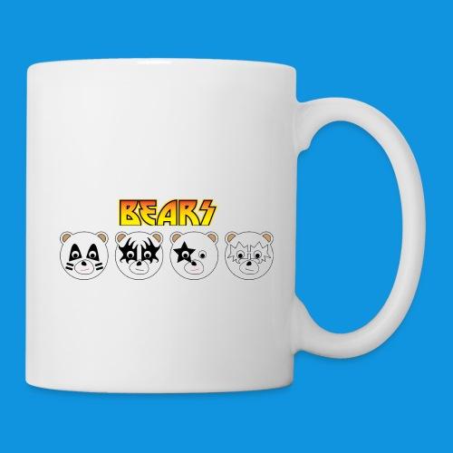 Kiss Bears.png - Mug