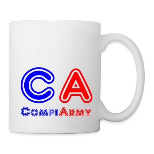 CompiArmy Design | bit.ly/compiarmyyt - Tasse