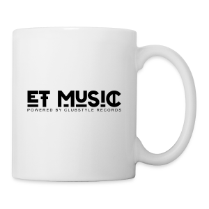 E.T. Music Logo (Powered by ClubStyle Records) - Mok
