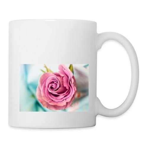 rose - Tasse