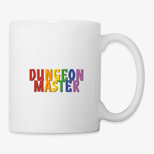 Dungeon Master Pride (Rainbow) - Mug