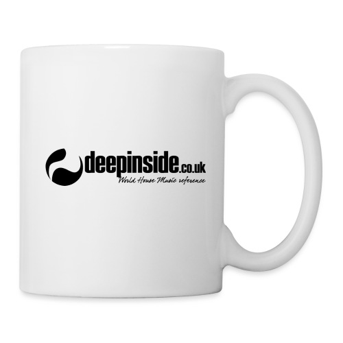 DEEPINSIDE World Reference logo black - Mug