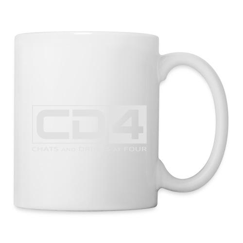 cd4 logo dikker kader bold font - Mok