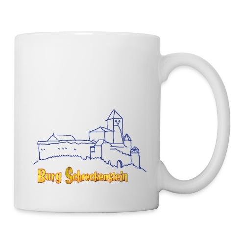 Kinder Kapuzenpullover - Burg Schreckenstein - Tasse
