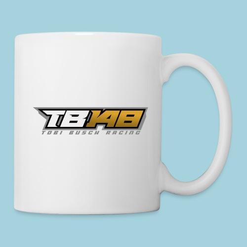 Tobi Logo Grau - Tasse