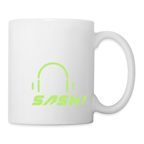 DJ SASH! - Headfone Beep - Mug