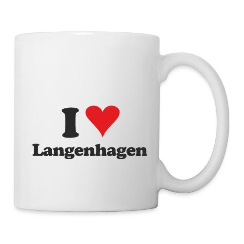 I Love Langenhagen - Tasse