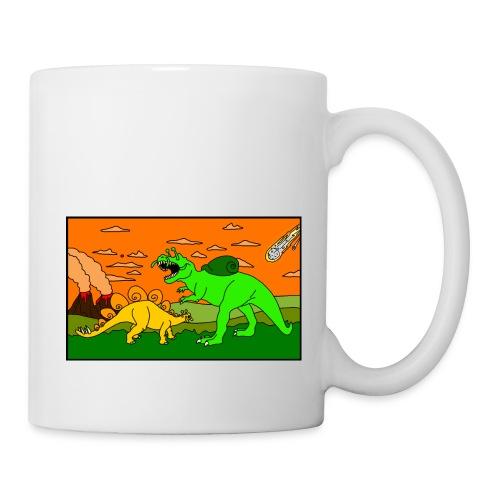 Schneckosaurier von dodocomics - Tasse