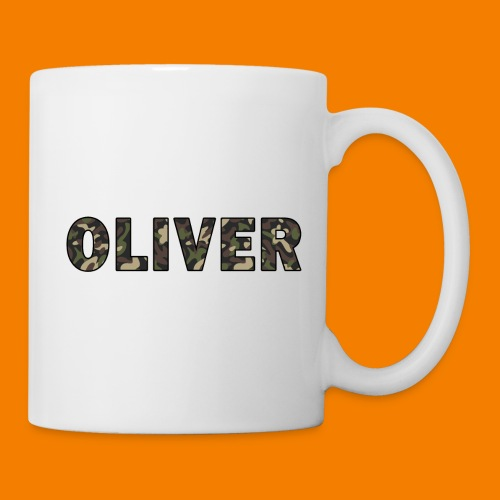 Oliver - Mugg