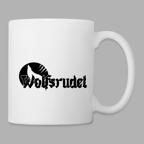 Logo Wolfsrudel EPS - Tasse
