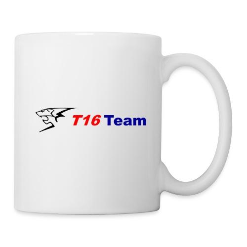 Casquette T16 Team - Mug blanc