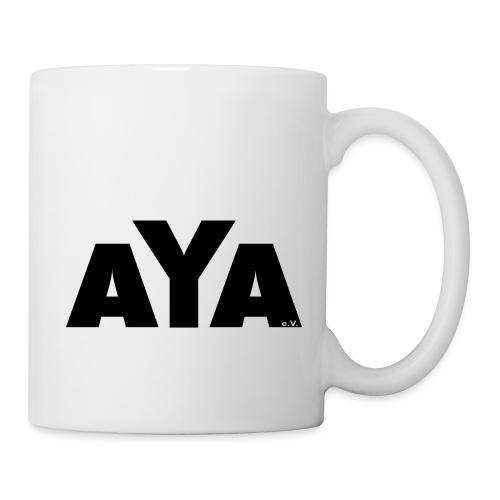 aya_ruecken - Tasse