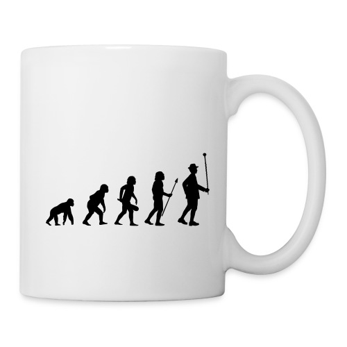 Stabführer Evolution - Tasse
