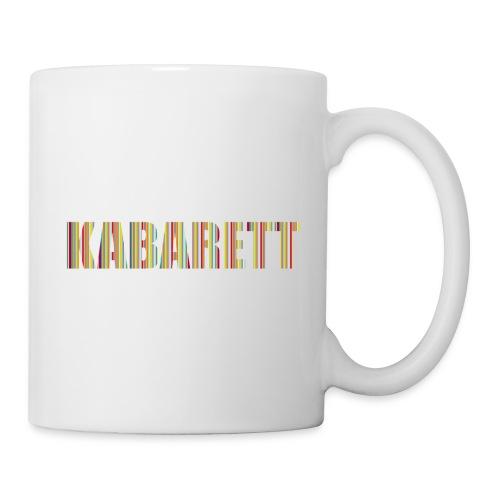 Kabarett - Tasse