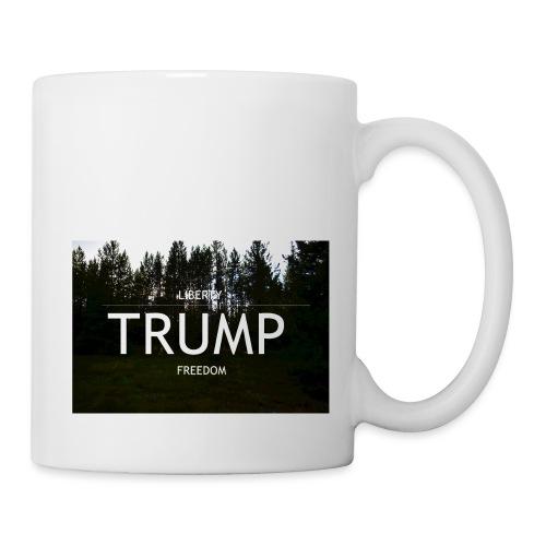 TRUMP, Freedom & Liberty - Mug