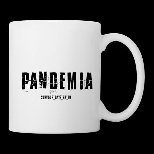 Pandemia - Mug blanc
