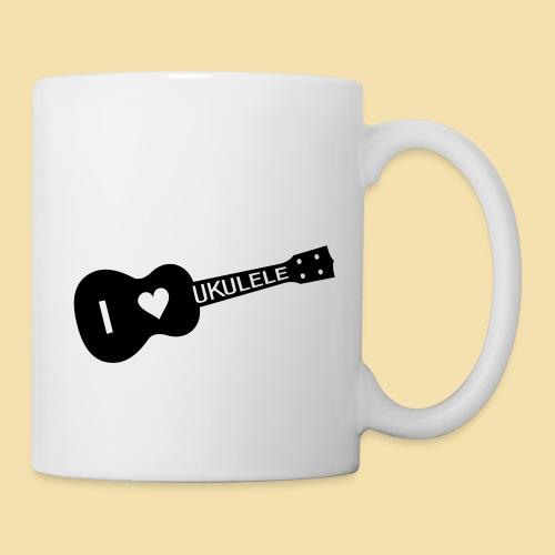 I love UKULELE - Tasse